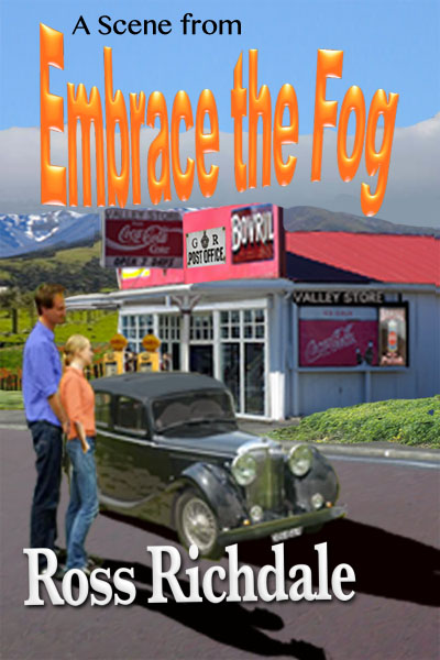 Scene 1 from Embrace the Fog